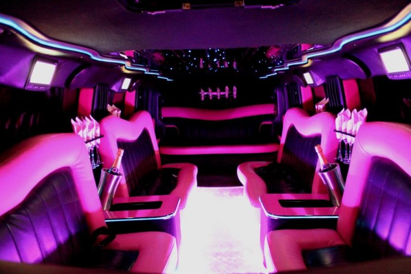 Limousine Hummerhuren