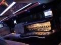 Hummer h2 limousine interieur