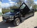 Hummer h2 limo Lambo Ediotion