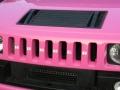 Hummer h2 limo roze gril